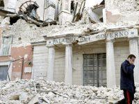 В Италии новое землетрясение (видео)