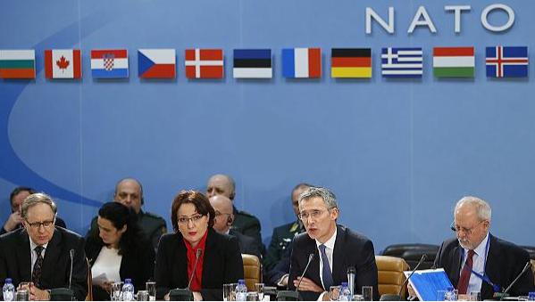 НАТО направит корабли к берегам Греции и Турции