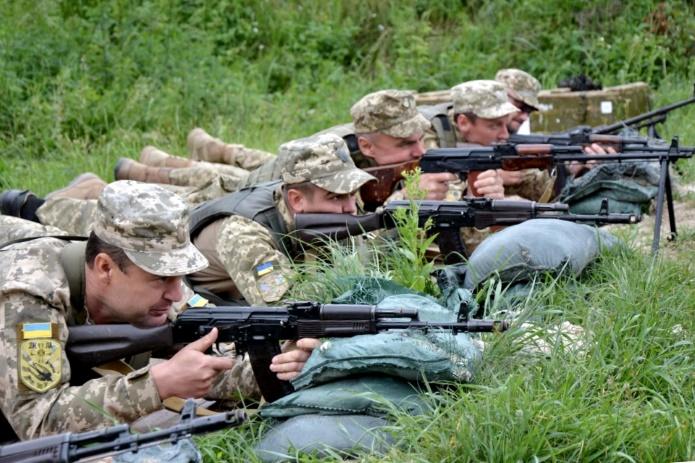 Корь, армия, полигон, военные, служба, заболевание, ВСУ