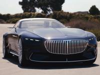Министр инфраструктуры Владимир Омелян заказал новую модель элитного автомобиля Mercedes-Maybach стоимость $3 млн