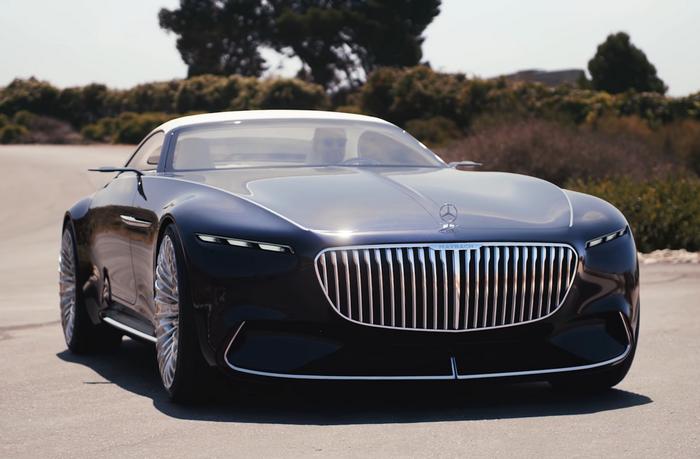 Министр инфраструктуры Владимир Омелян заказал новую модель элитного автомобиля Mercedes-Maybach