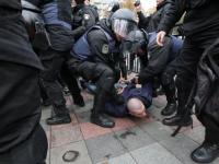 Столкновения под Верховной Радой: полиция составила админпротоколы