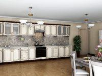 Кухня в стиле Шале: как выбрать мебель и декоративные элементы