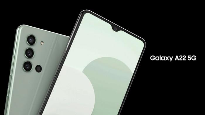 Обзор Samsung Galaxy A22 5G