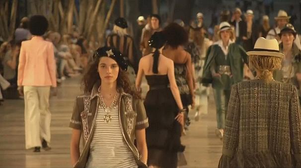 На Кубе состоялся первый показ Chanel