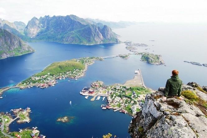 Норвегия на день рождения Финляндии подарит часть территории