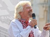 Мультимиллиардер Брэнсон хочет инвестировать в Украину (видео)
