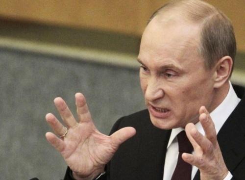 Путин сравнил ввоз «санкционных» продуктов в Крым с наркотрафиком