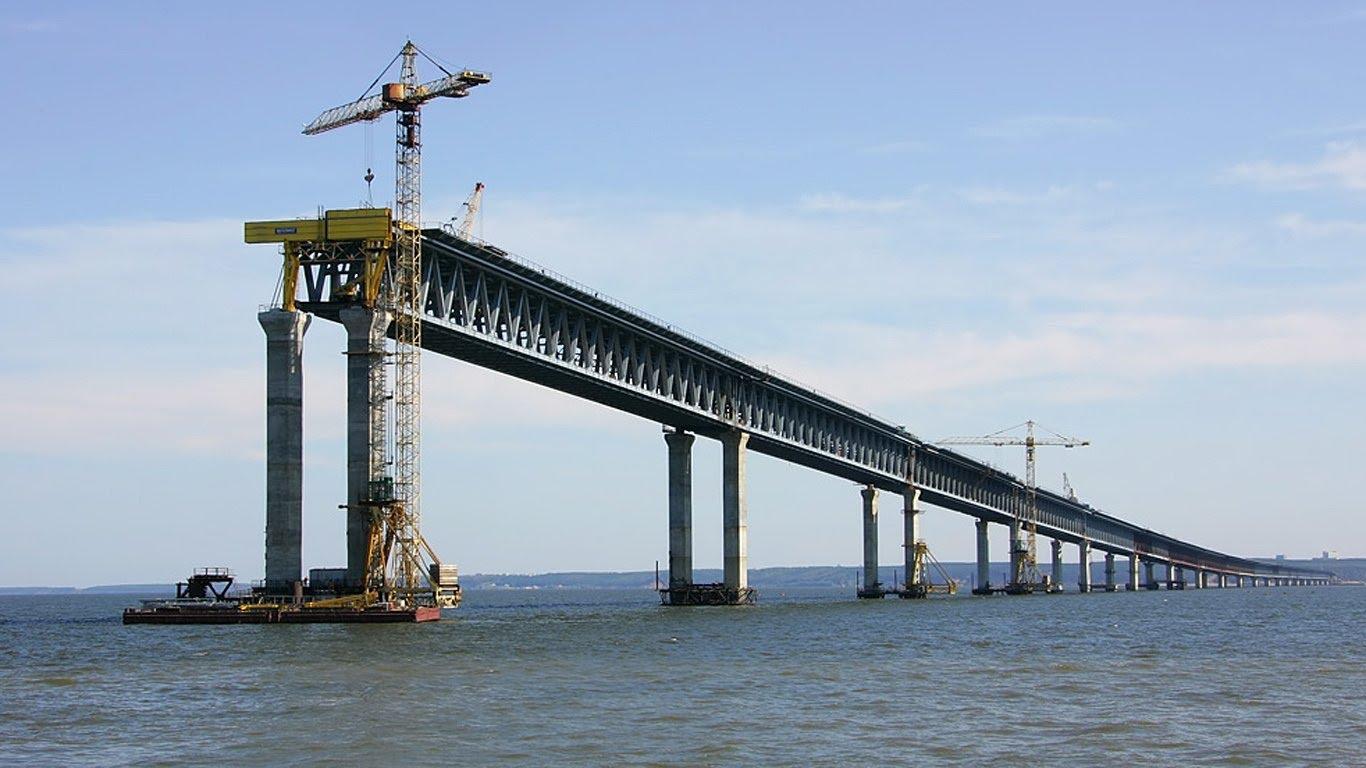 У Путина начали отказываться от Керченского моста