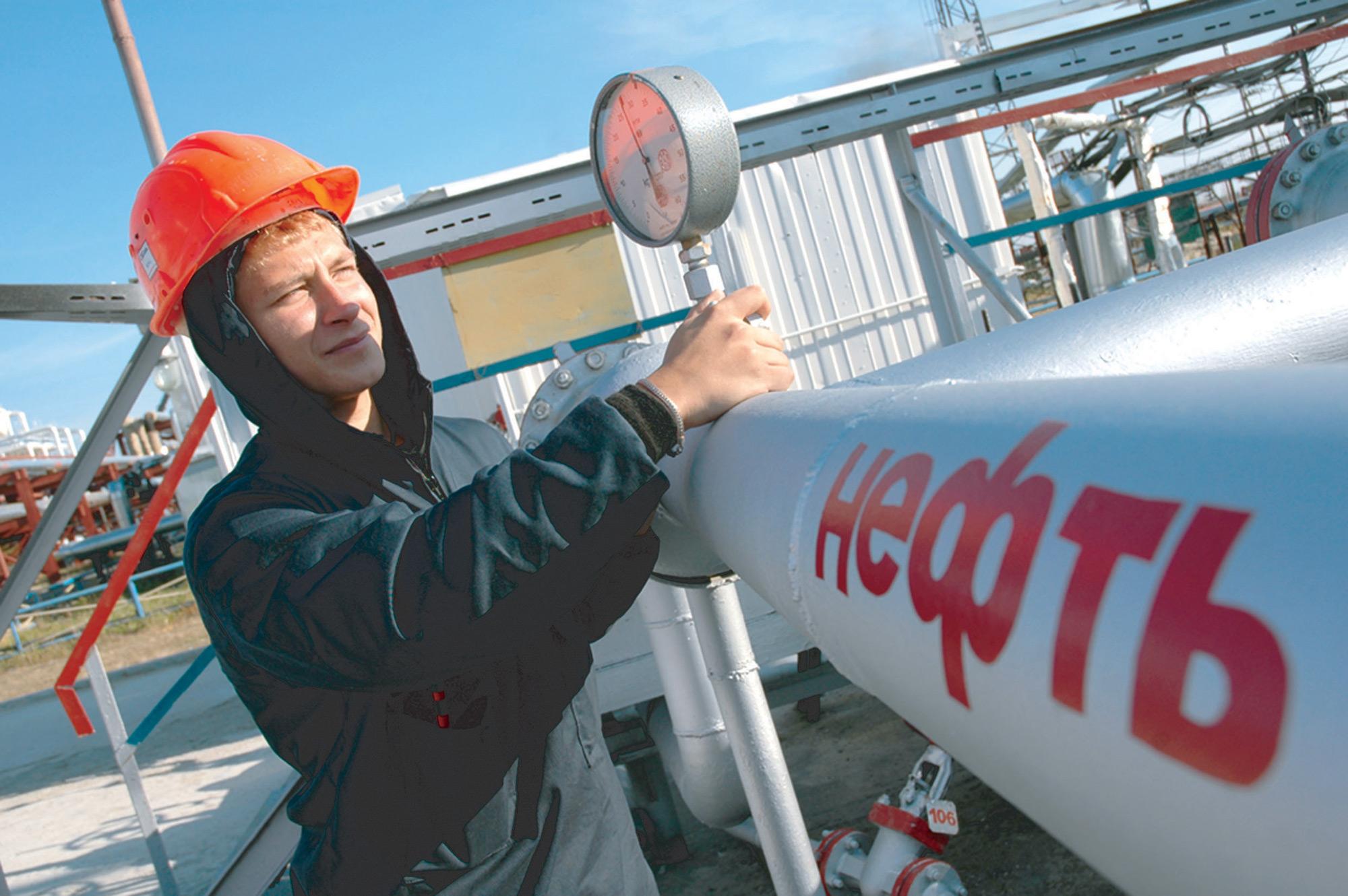 Главной причиной падения цен на нефть является Россия