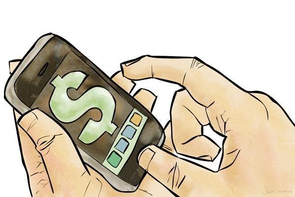Расширение качества услуг микрокредитования с помощью мобильного приложения
