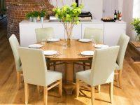 Критерии выбора обеденного стола на кухню