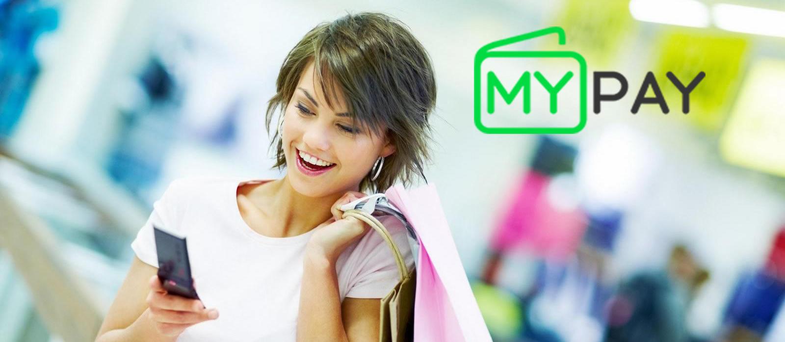 MyPay: моментальное пополнение — простые платежи онлайн