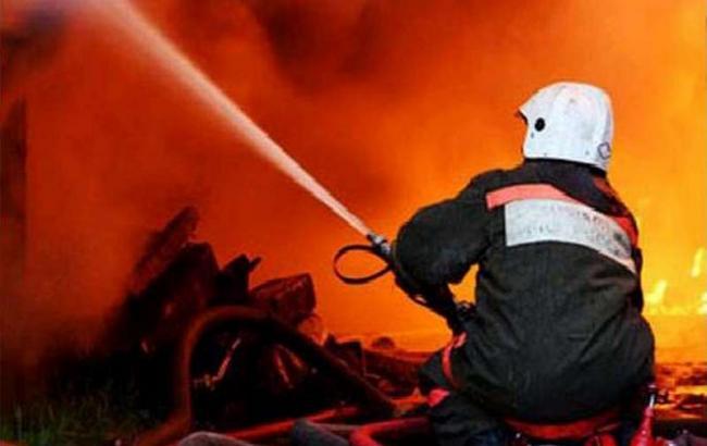 Пожарные бессильны перед стихийным бедствием в Канаде