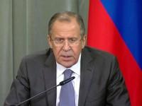 Появилось видео с бранью Лаврова во время международной встречи