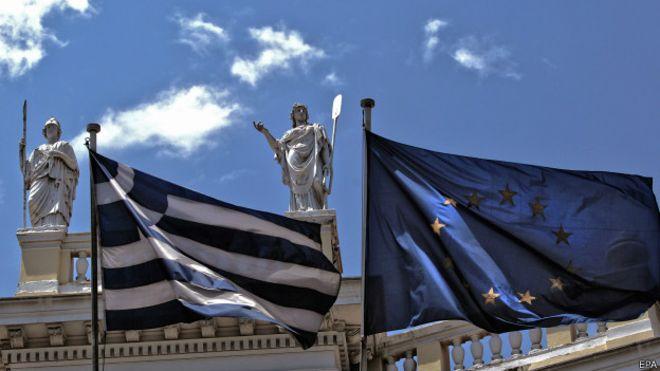 Международный валютный фонд отказал Греции в третьем пакете финпомощи