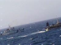 Аргентинцы потопили китайский корабль
