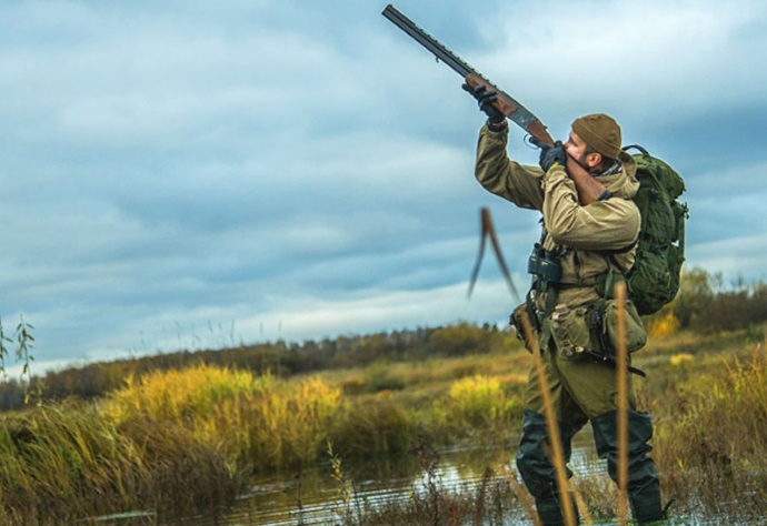 страхование оружия, страховка, страховая компания, охотник