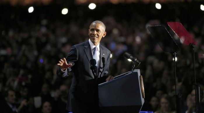 $400 тысяч запросил Обама за свое выступлениена Уолл-стрит