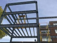 7 преимуществ строительства зданий из металлоконструкций и сэндвич-панелей