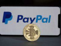 Платежная система PayPal запустила операции с Bitcoin, Ethereum и Litecoin