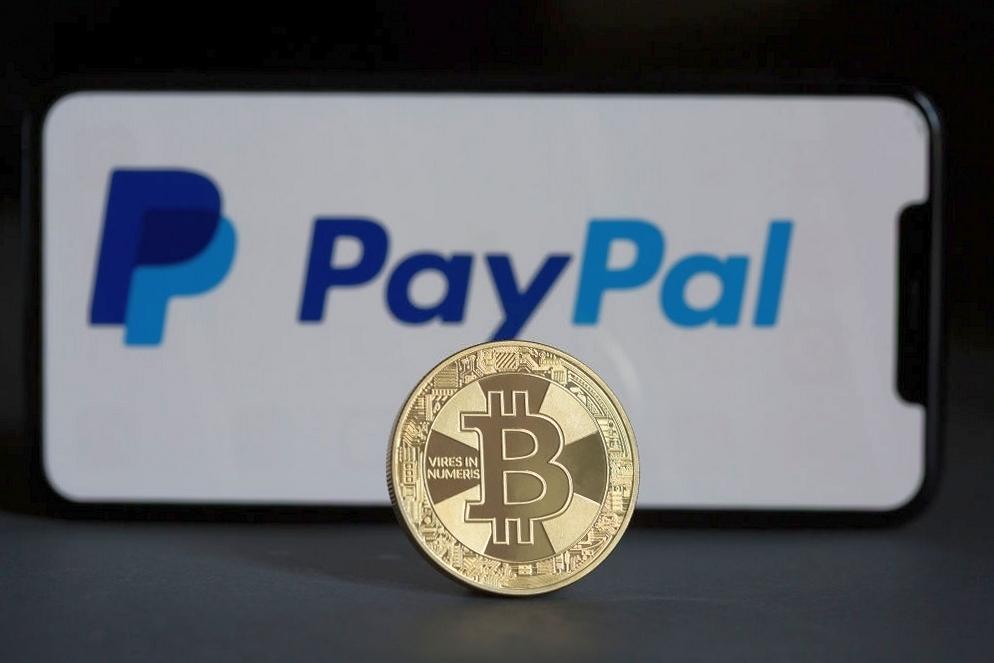 fdlx.com Платежная система PayPal запустила операции с Bitcoin, Ethereum и  Litecoin