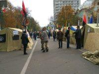 43 млн гривен потрачено на охрану митинга под Радой, — Шкиряк