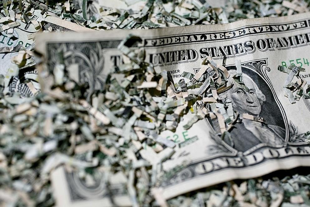fdlx.com Какие ветхие, поврежденные доллары должны принять в банке и обменнике, - НБУ