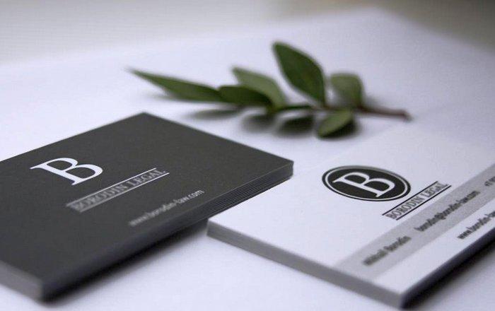Способы печати визиток: основные виды и характеристики