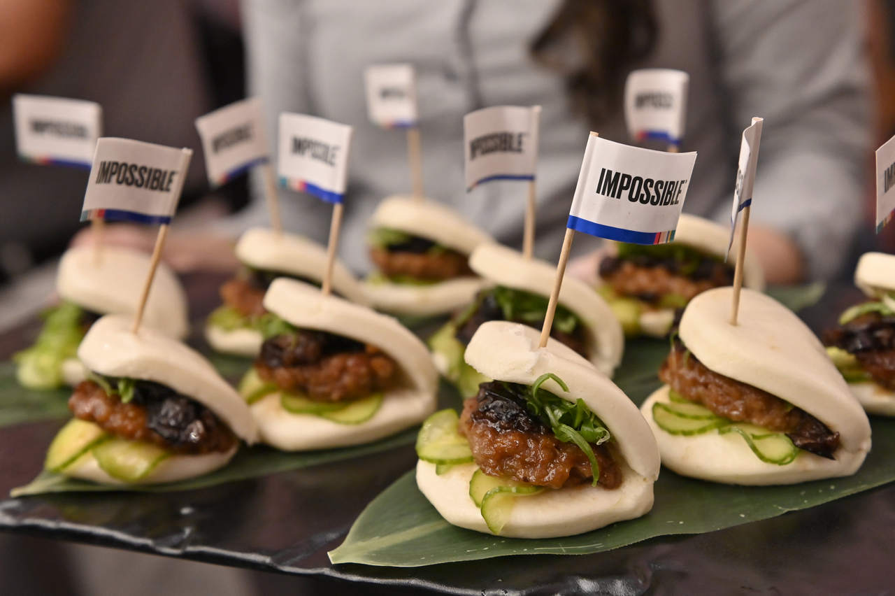 fdlx.com Свинина на растительной основе со вкусом мяса представлена компанией Impossible Foods