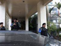 «Панамские документы»: обыски в главном офисе компании Mossack Fonseca (видео)
