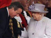 Камерон проговорился британской королеве о «фантастически коррумпированных странах» (видео)
