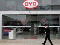 Китайский автопроизводитель BYD ушел с российского рынка