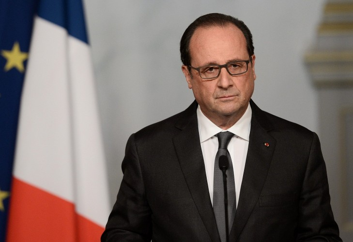 Во Франции объявлен режим чрезвычайного экономического положения
