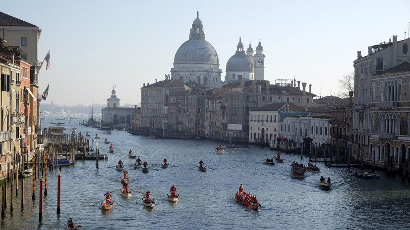 Итальянский промышленный регион Венето просит ЕС отменить антироссийские санкции