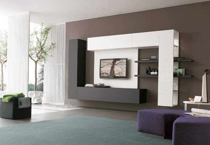 Мебель в стиле хай-тек: особенности и преимущества