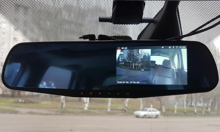 Советы по выбору видеорегистратора-зеркала