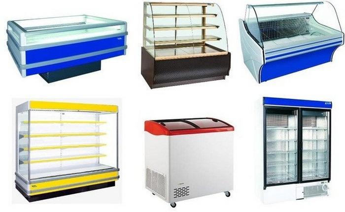 Какие существуют разновидности холодильного оборудования для общепита