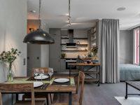 Что такое смарт-квартира? Стоимость, квадратура, планировка, дизайн в фотографиях