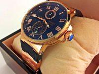 Часы Ulysse Nardin. Что известно о легендарном швейцарском бренде
