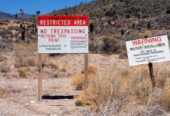 Что такое Зона 51 - место с инопланетянами и секретным оружием или обычная военная база США