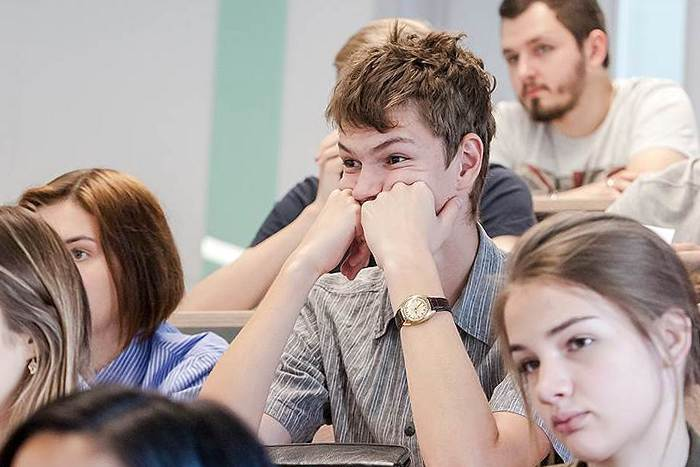 Навчання в ВУЗах Словаччини