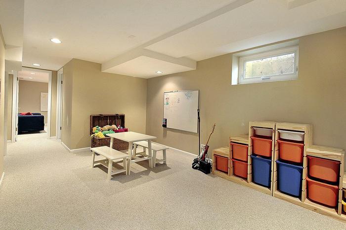 Цокольный этаж интерьер фото fdlx.com
