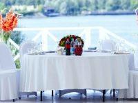 Ресторан на природе – стильно и со вкусом
