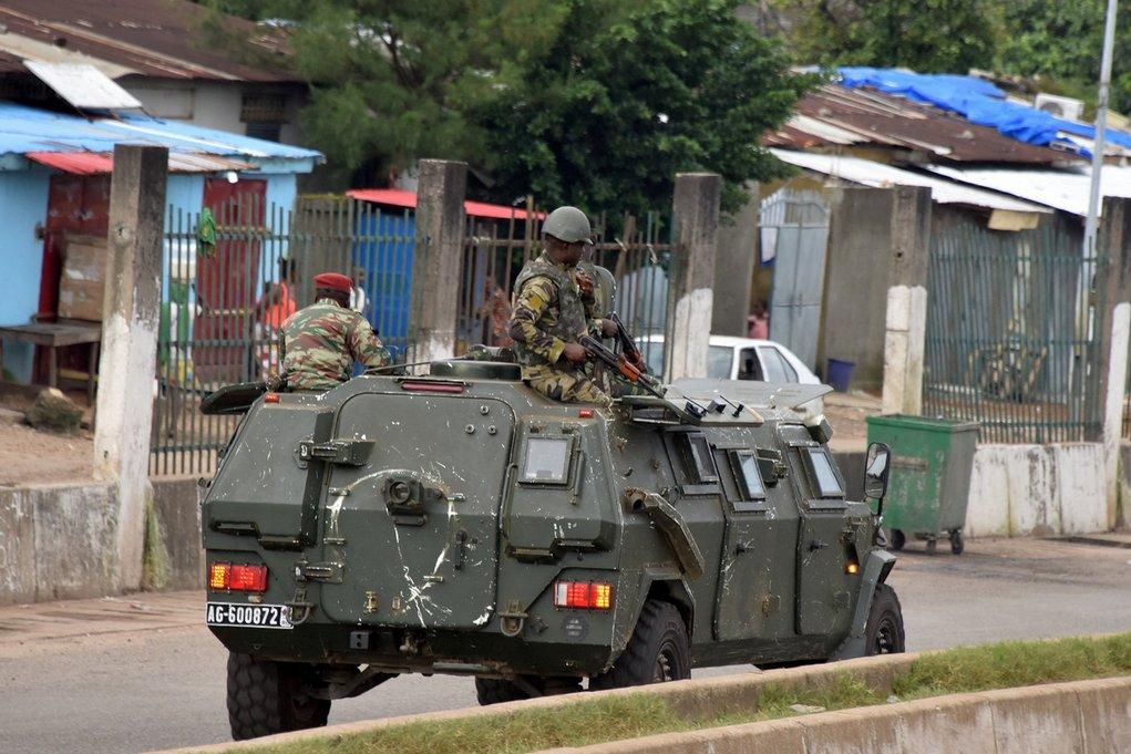 fdlx.com Государственный переворот в Гвинее на фоне экономического кризиса