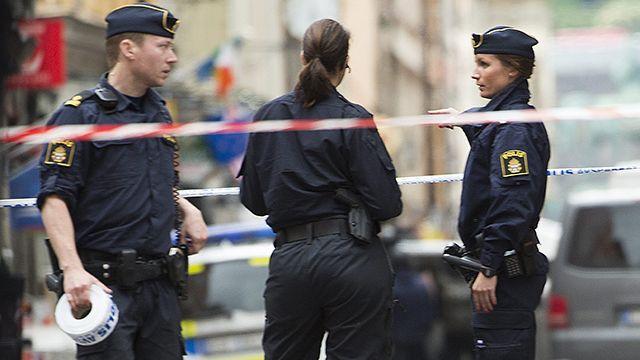 В центре Стокгольма прогремел загадочный взрыв