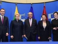 Евросоюз строит газопровод между Литвой и Польшей