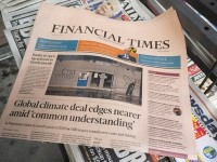 Легендарное бизнес-издание Financial Times продают