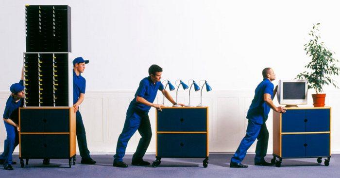 Офисный переезд: что могут обеспечить профессионалы?
