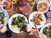 Что есть на обед при правильном питании, чтобы похудеть или для набора массы. Идеальный обед при диете